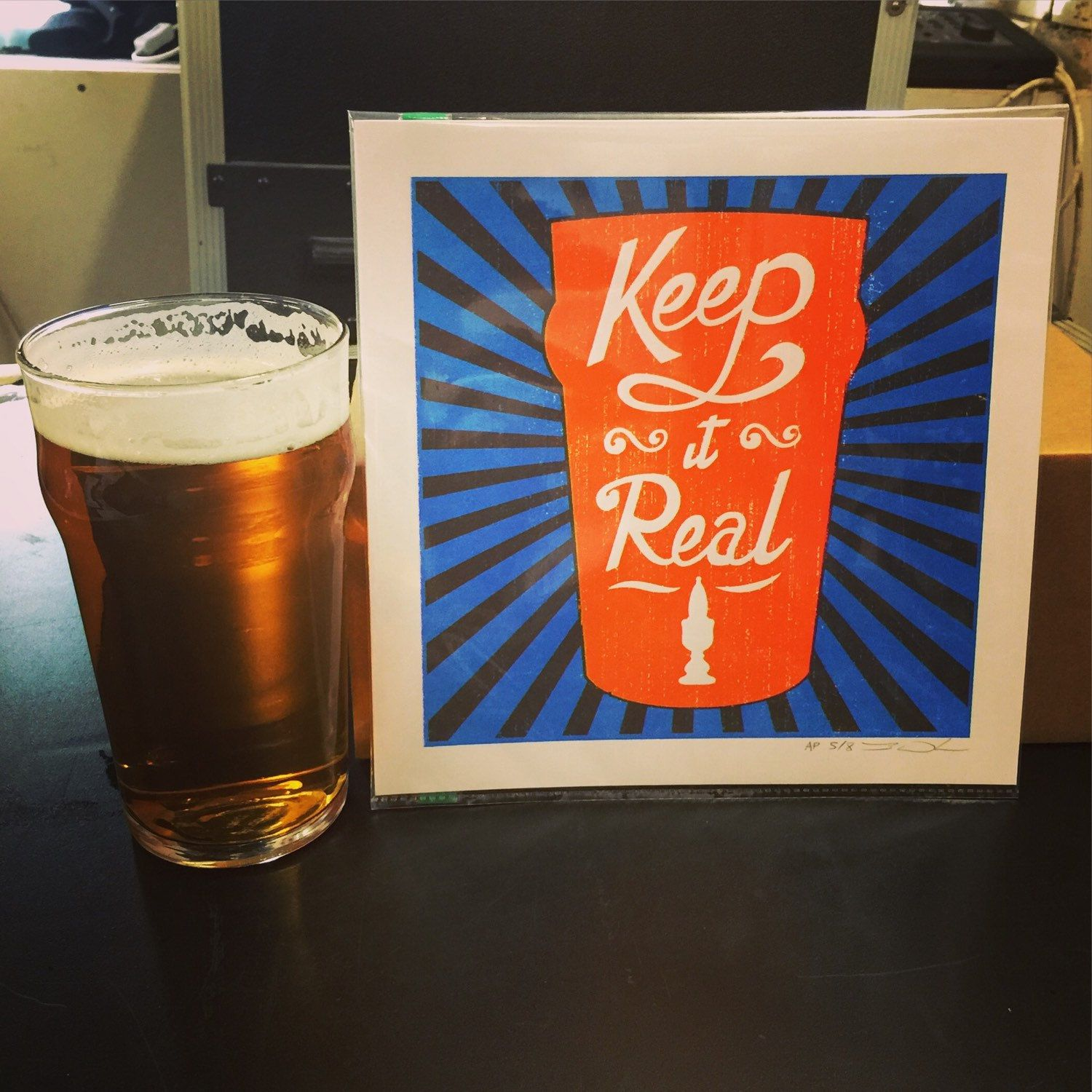 Keep It Real - pinned by pin4etsy.com