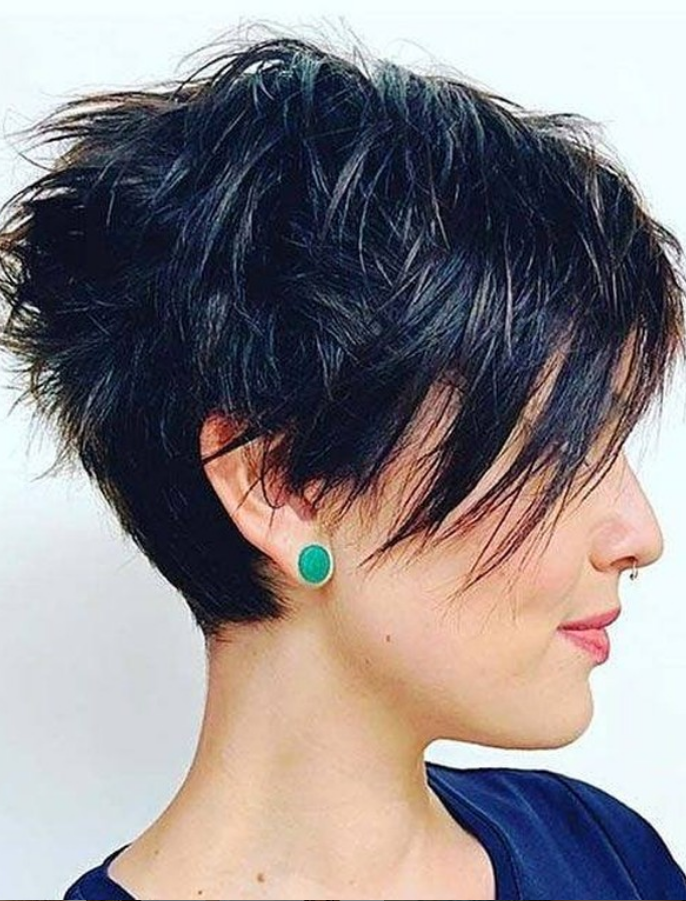 75 Short Personalized Hairstyles - Page 48 of 75 -