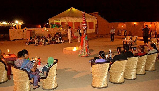 We are one of the best Desert Camps in Jaisalmer and