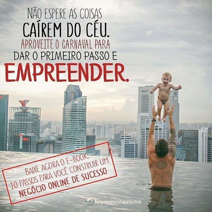 Saiba como criar um negócio digital siga @brunopinheiro.me e baixe o novo e-book dele gratuito! http://bit.ly/10passosbruno