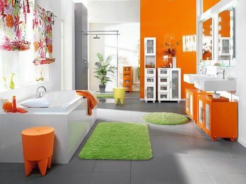 flashy dans la salle de bain ! - les photos de salle de bain