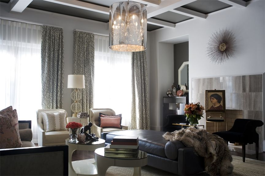 Decorating Advice Elements Of Modern Glamour African Interior