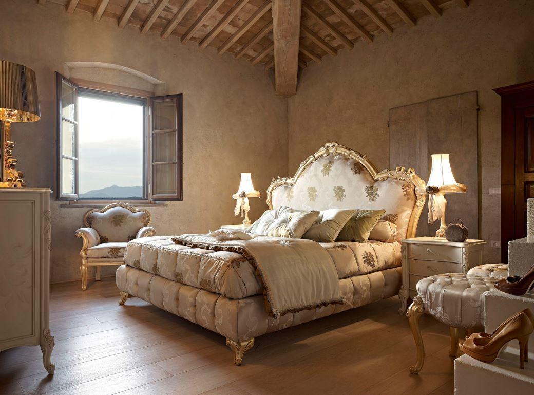 Camera da letto classica su misura - Tetesi Arredamenti   интерьер ...