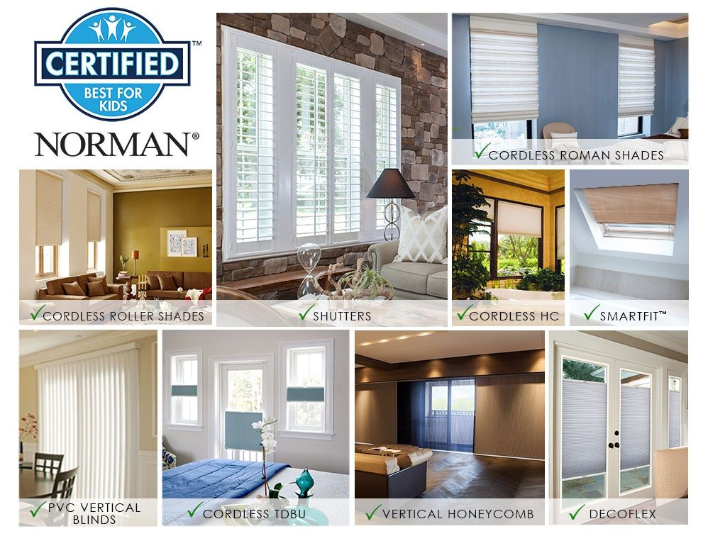 norman window coverings norman window fashions va celebration of light pinterest