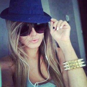 صور بنات كول رمزيات بنات كول متنوعة 2016 Girls Dp Stylish Mirrored Sunglasses Women Profile Picture For Girls