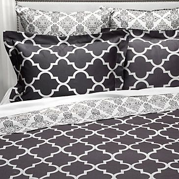 Quatrefoil Bedding King