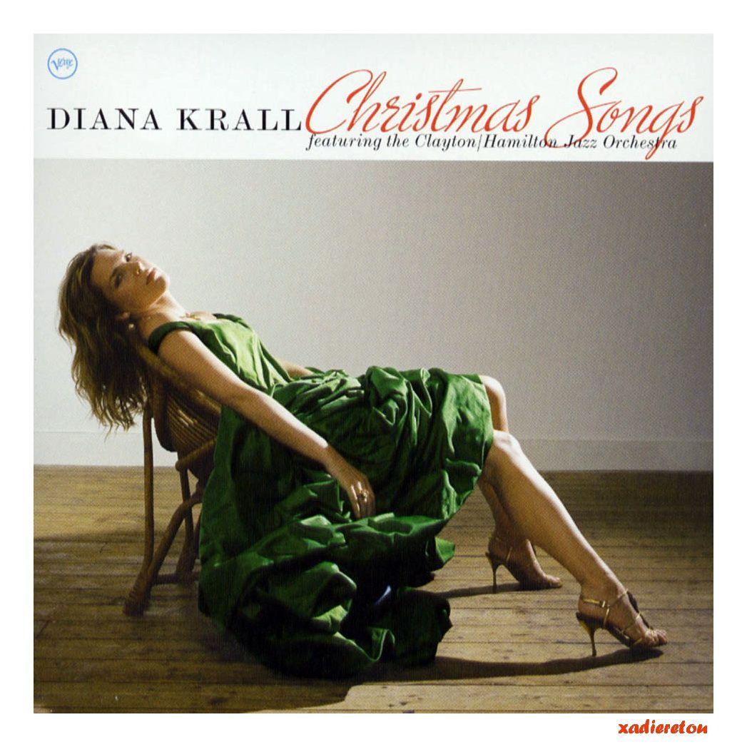 diana krall christmas songs x - Diana Krall Christmas Songs