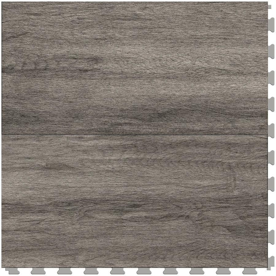 Perfection Floor Tile Vintage Wood Collection 6Piece 20