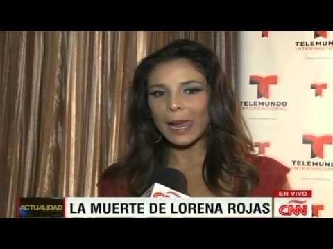 Lorena Rojas pierde su lucha contra el cáncer - YouTube