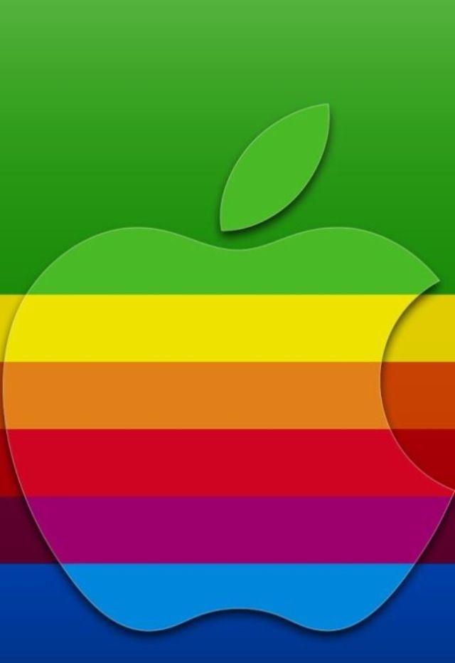 Vintage Designed Color The World Rainbows Wallpaper