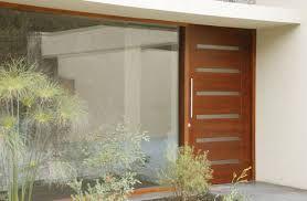 Resultado de imagen para puerta de entrada principal moderna