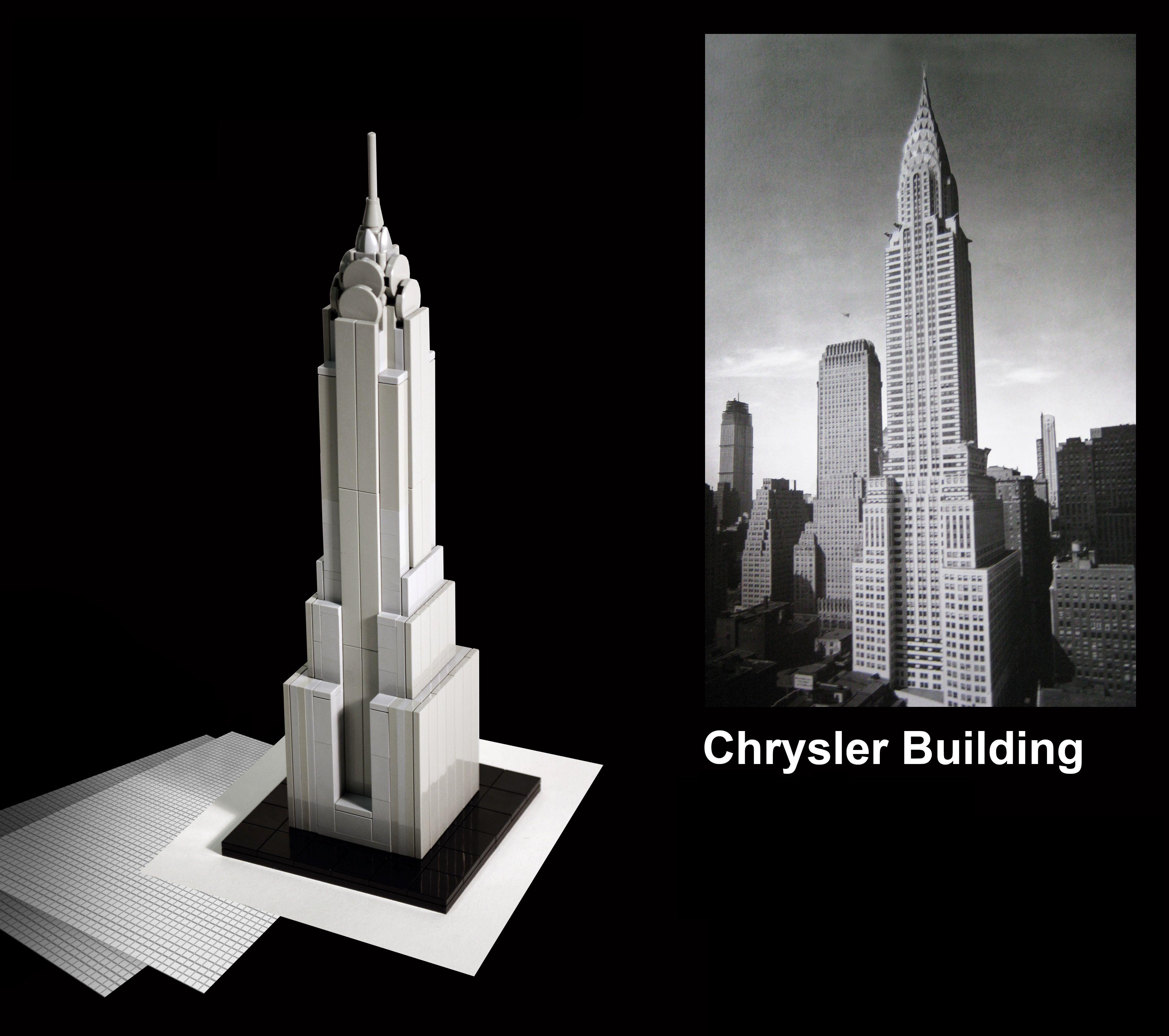 É um arranha-céu edificado em Nova York EUA.  Inaugurado em 1930. O sistema estrutural utilizado é a estrutura metálica. É também a estrutura de tijolos mais alta do mundo. Foi designado, em 8 de dezembro de 1976, um edifício do Registro Nacional de Lugares Históricos bem como, na mesma data, um Marco Histórico Naciona. #AmoLego