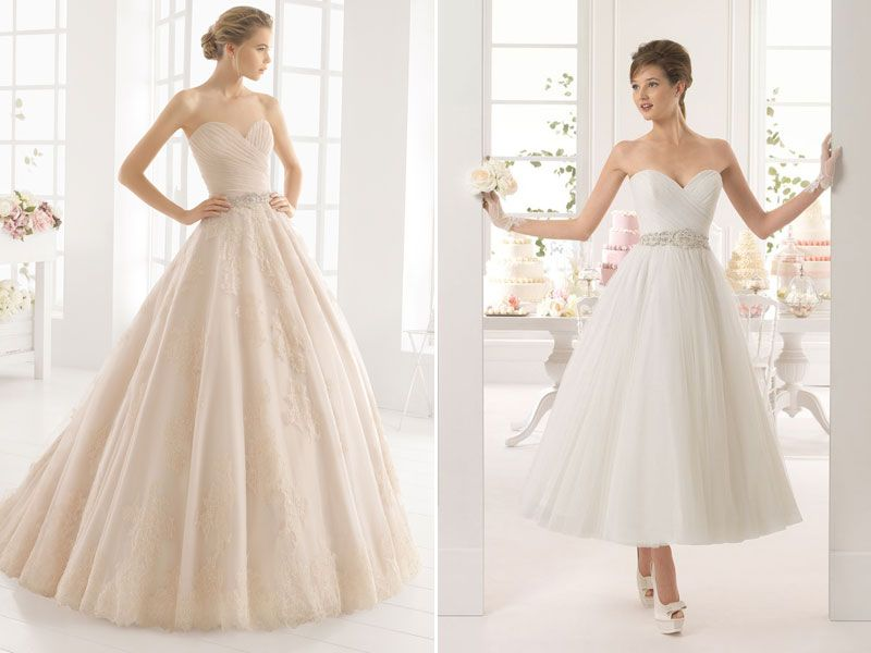 26 Utterly Romantic Ballerina-Inspired Wedding Dresses | Romantic ...