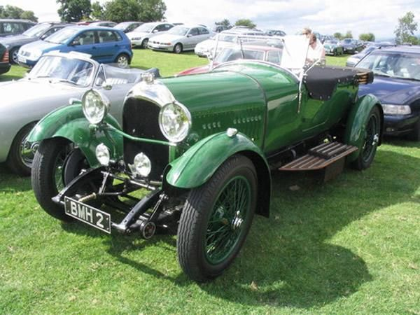 old+bentley+cars | 1926 Bentley 3 Liter - Old Cars 10 Old Classic Cars