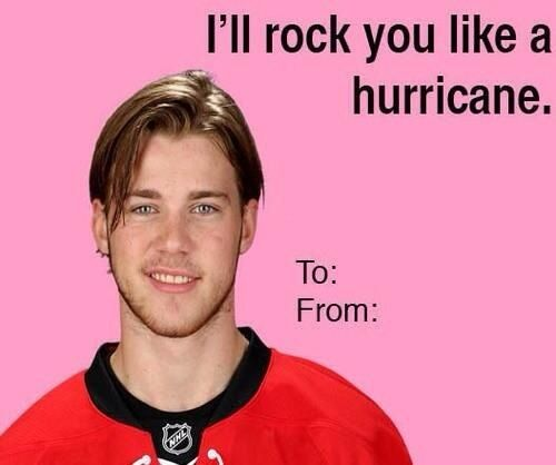 Hockey valentines day card Hockey Valentines – Hockey Valentines Day Cards