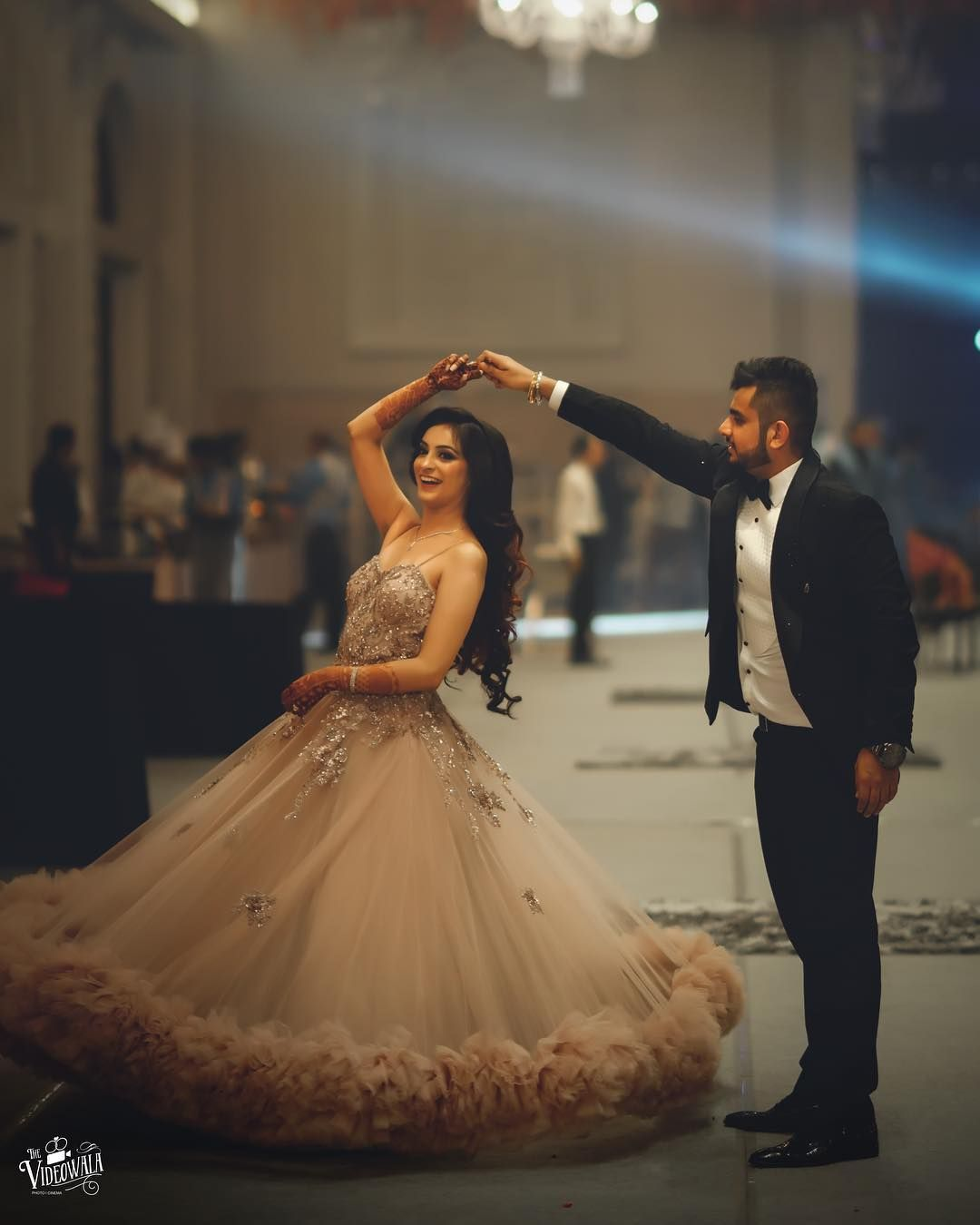 List Of 25 Best Romantic Couple Dance Video Songs Engagement Gowns Bridal Outfits Wedding Outfit