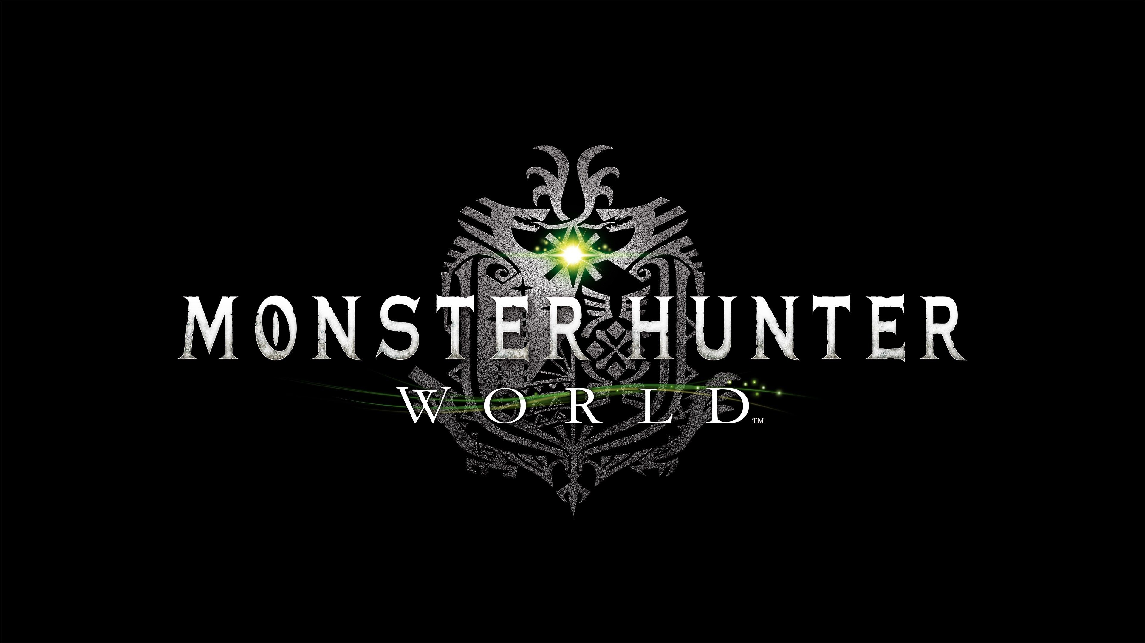 3840x2158 Monster Hunter World 4k Computer Desktop Image Wallpaper