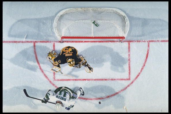 Image result for bruins whalers 1990
