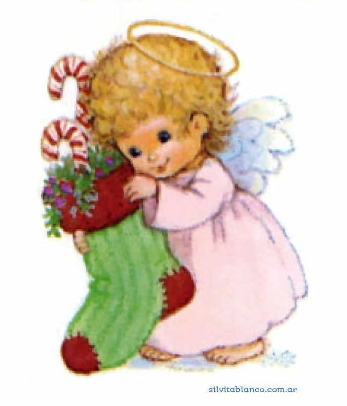 Imagenes De Angelitos Navidenos.Angelitos Angelitos Angeles De Navidad Navidad Clipart