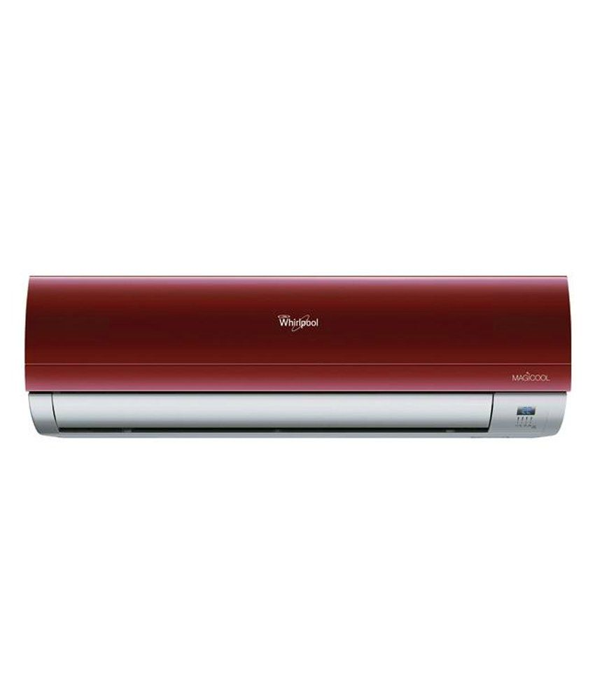title>See most recent Whirlpool 1.5 Ton Magicool 3 Star Split Air  Conditioner Red Price List in India as on 6th Au… | Steel gate design,  Whirlpool, Air conditioner