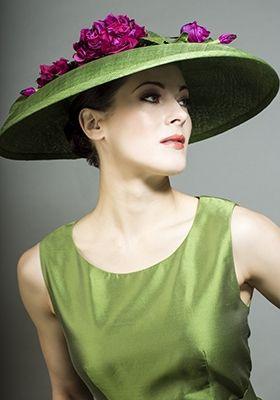 Rachel Trevor-Morgan, Millinery. Meee-freakin-owwww
