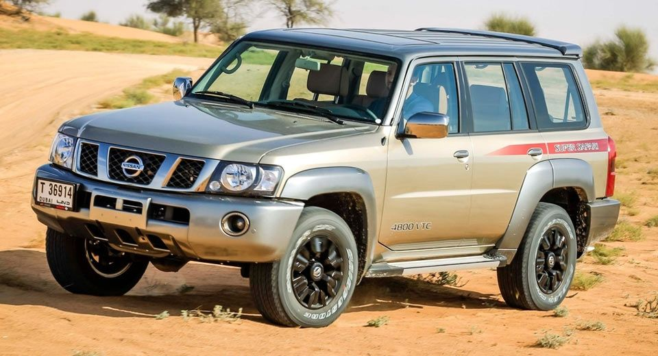 New 2017 Nissan Patrol Super Safari Wants To Conquer The Desert In The Middle East Nissan Patrol Nissan Nissan Nismo