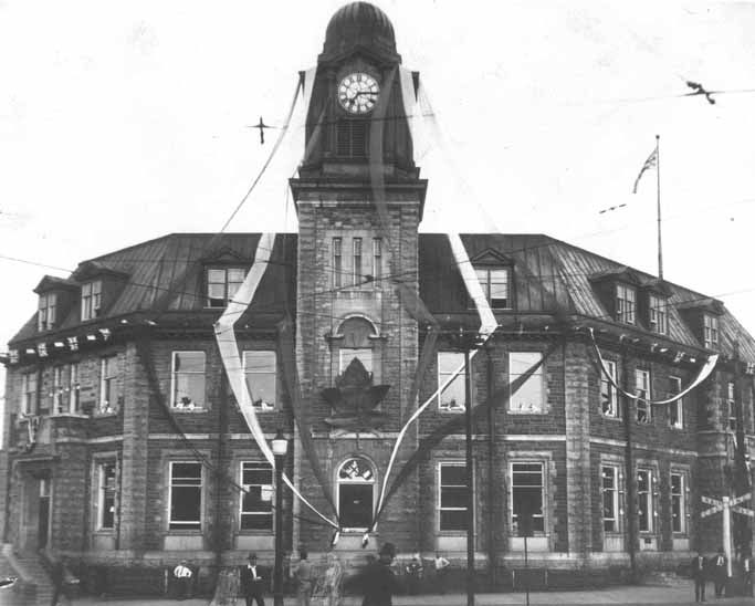 TITLE Post Office, 1927, Sudbury, Ont. -- SOURCE Main Branch. Sudbury  CanadaGreater ...