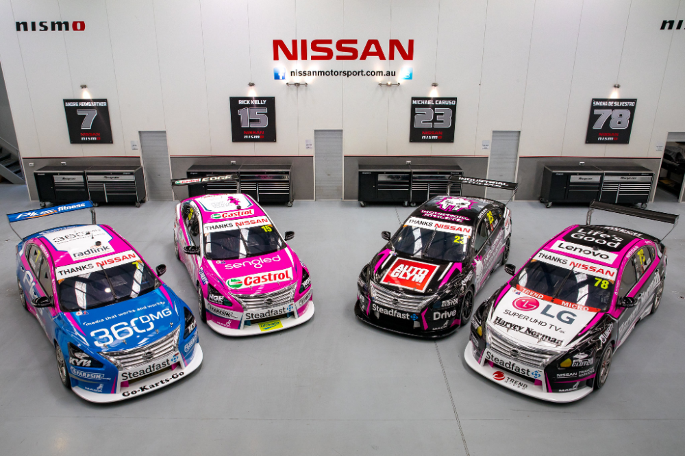 Gallery The Nissan Altima In Supercars