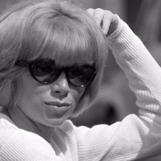 Mireille Darc dans Galia de Georges Lautner (1966)