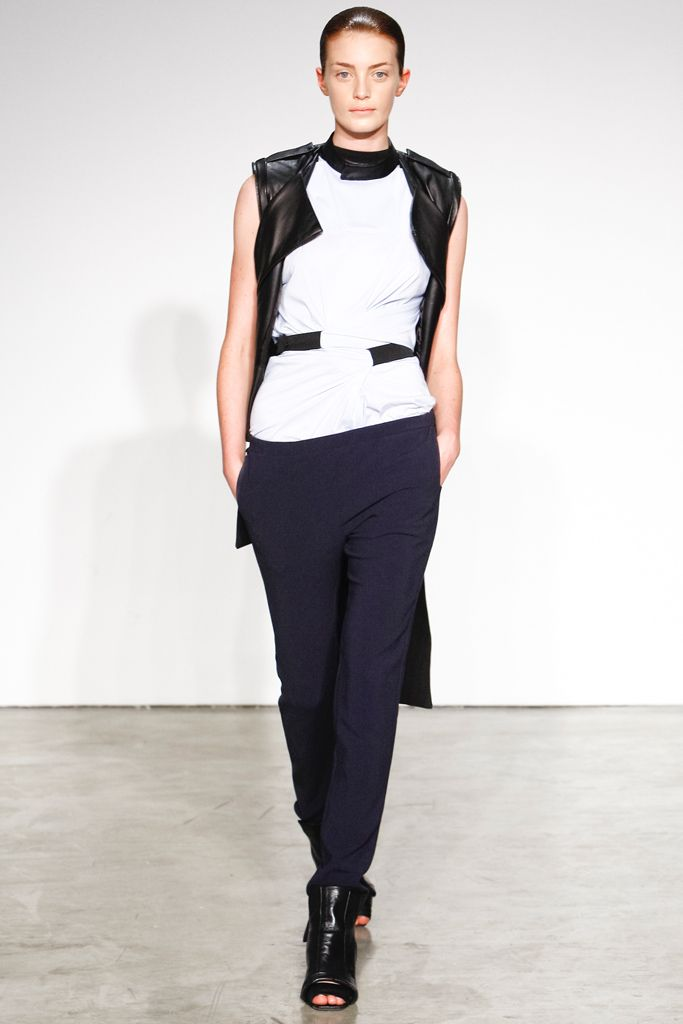 RAD by Rad Hourani Spring 2012 Ready-to-Wear - Collection - Gallery - Style.com