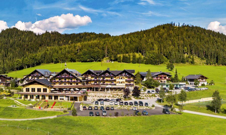 """familienhotel """"die seitenalm""""  kinderhotel in salzburg"""