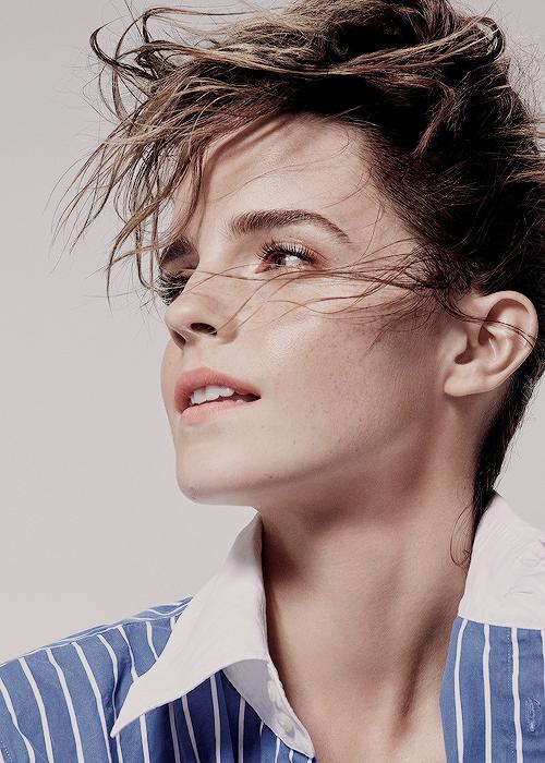 Emma Watson Elle 2017