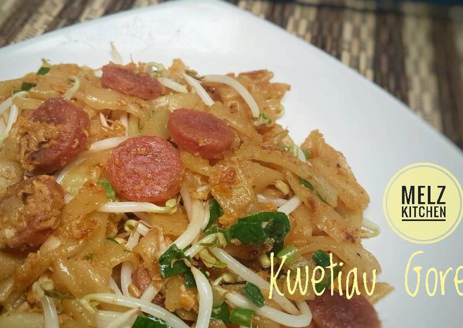 Pin Di Kwetiau