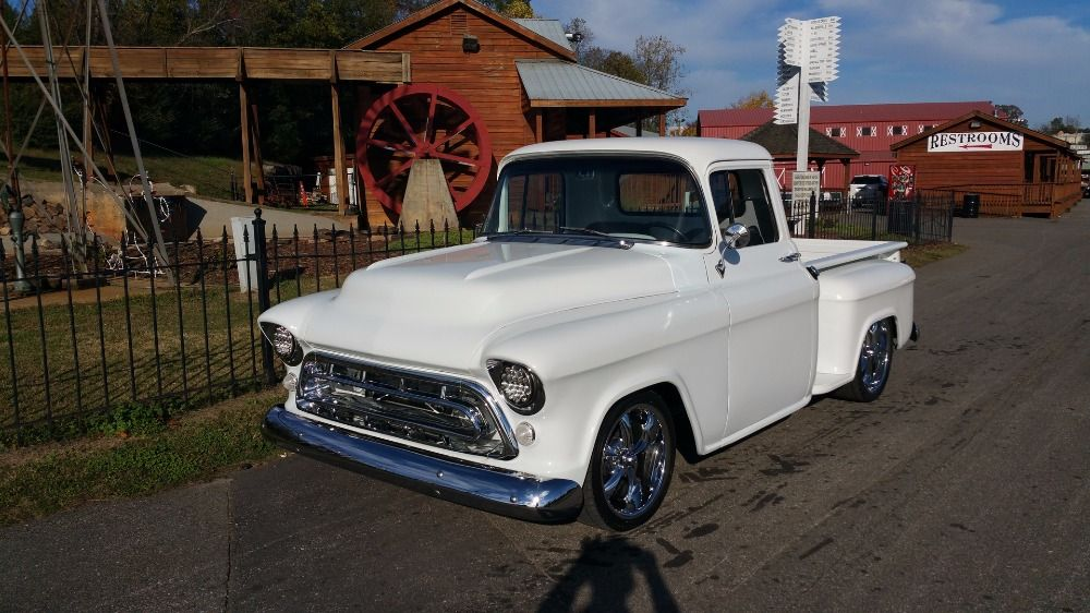Used 1957 Chevrolet 3100 -WOW-BIG BLOCK 454-RESTORED SOUTHERN ...