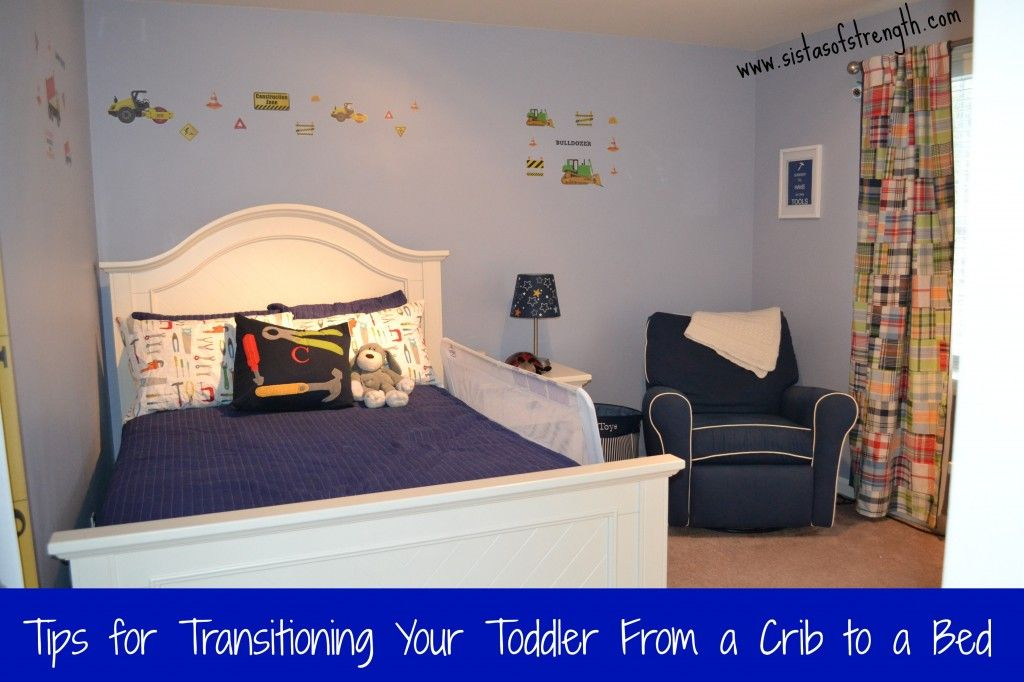 buy popular 42544 3b7fc Transitioning toddler to full size bed and out of a crib ...