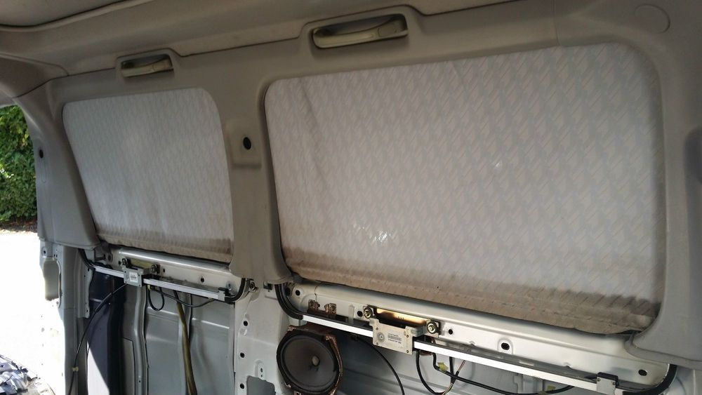 Mazda Bongo Camper Van Conversion Complete Electric Blinds Curtains T4 Transit