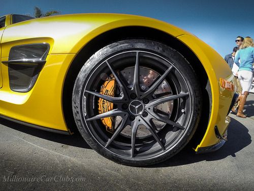 theautobible:  Mercedes AMG SLS AMG Black Series by Millionaire Car Club on Flickr. TheAutoBible.Com