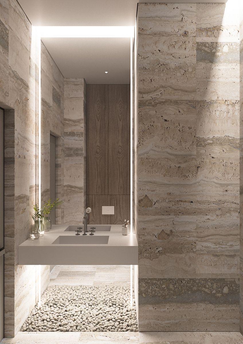 Salle De Bain Victorienne ~ penthouse on behance pinterest salle de bains salle et