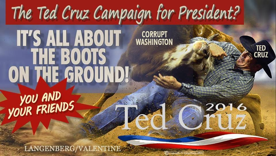 Ted Cruz For President 2016 'Ted Cruz generated 5.5 million social media interactions with his campaign announcement -- still the gold standard among Republican presidential hopefuls.'