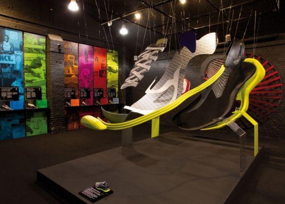 Resultado de imagen de expo shoes nike tech
