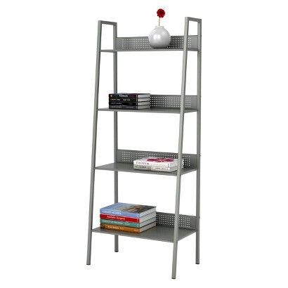 Ladder Bookcase Shelving Racks
