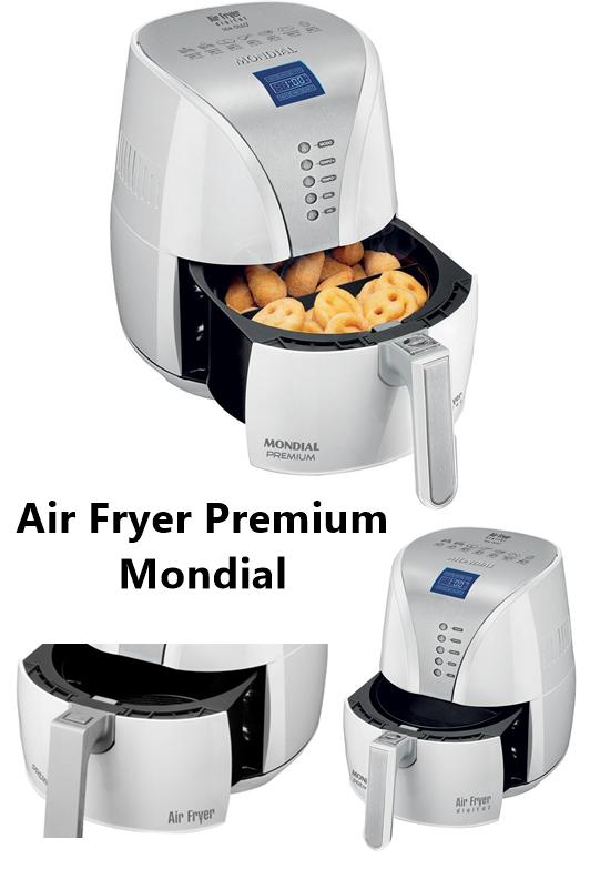 Air fryer digital mondial