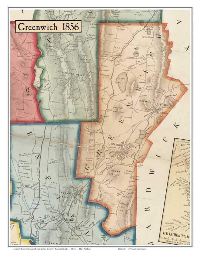 Drowned Towns   Under Quabbin   Vintage world maps, Water, Map on