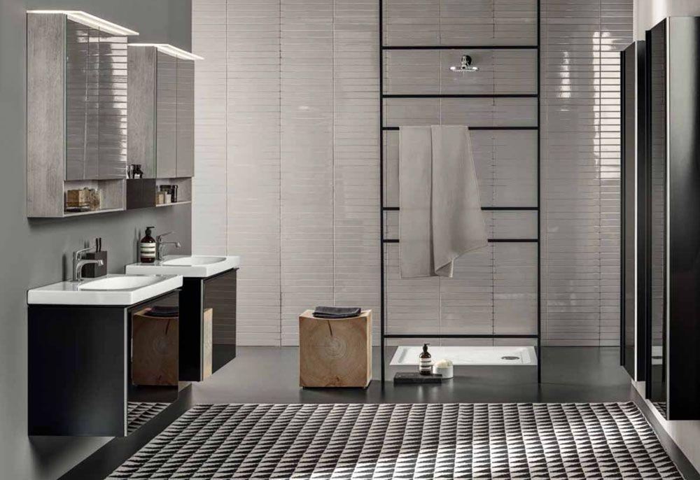 Mobiletti E Specchiere Bagno.Pozzi Ginori Per La Zona Bagno Arredamento D Interni Bathroom
