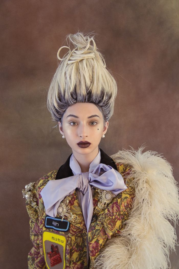 Queen of Hearts: A Beauty Ode To Marie Antoinette - NYLON - August - 2016