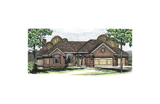 House Plan #20-735