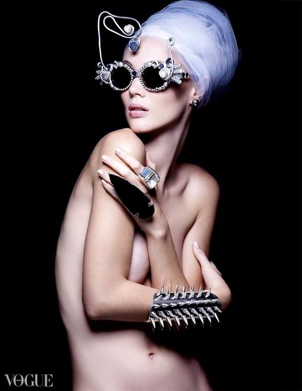 Mon Style loves... Vogue fashion photography @monstylepin