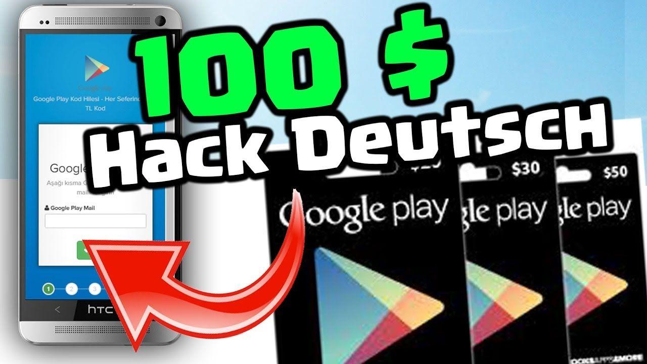 Google Play Guthaben Hack