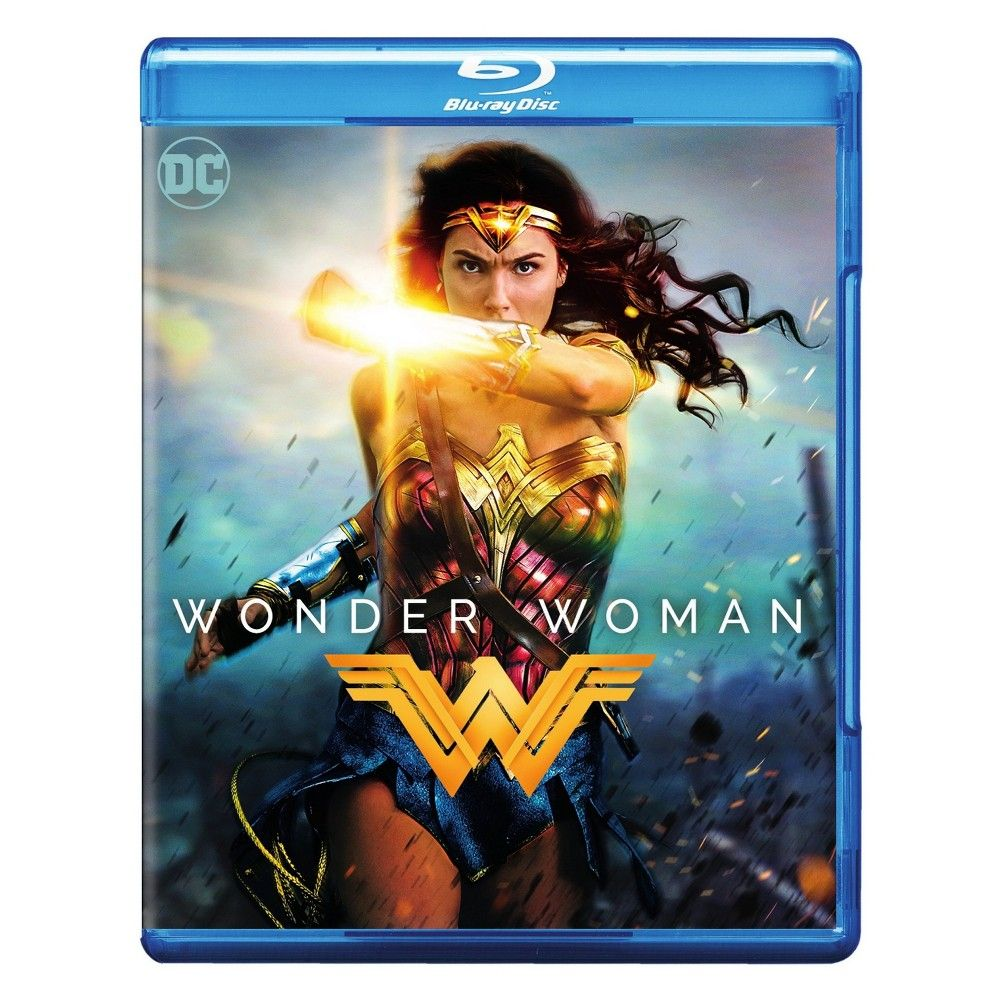 Wonder Woman Blu Ray With Images Wonder Woman Cool Things To Buy Blu Ray Movies
