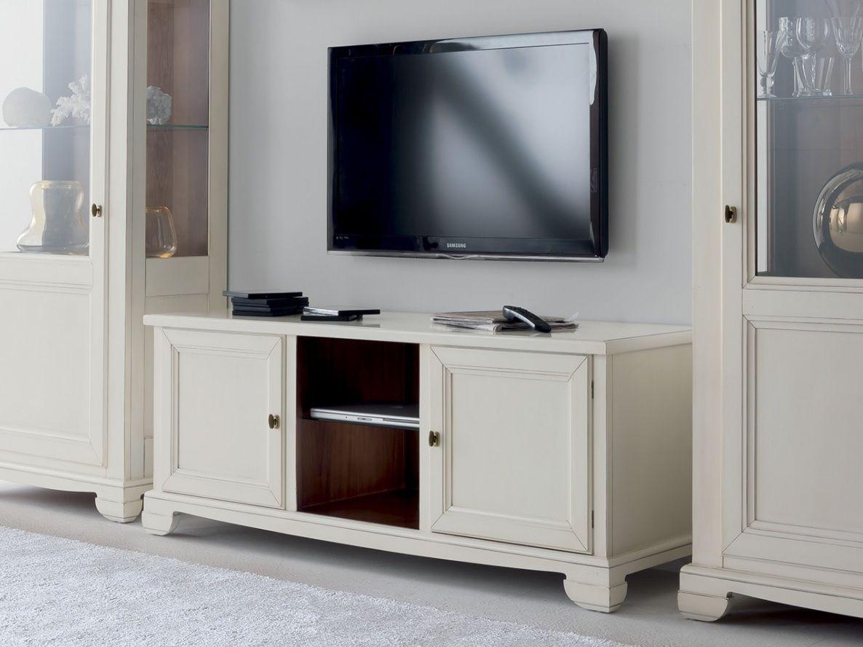 Mueble Tv Lacado Blanco Home Decor Furniture Home